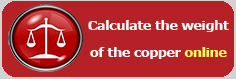 Weight of Copper Calculation